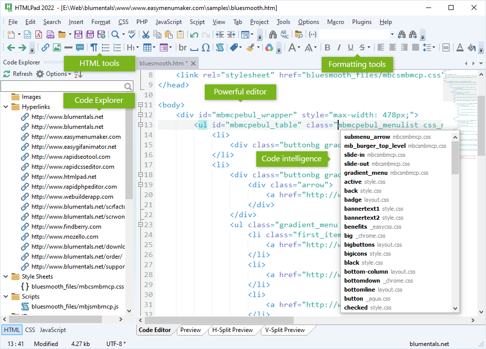 Html5 Editor Css3 Editor Javascript Editor